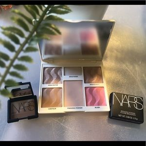 🧖🏻‍♀️ Perfector Face Palette and NARS Bronzer